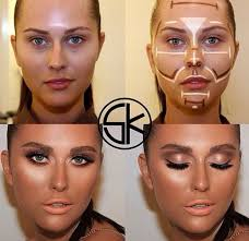 contouring let s just go ahead and pretend i have the time and energy to do this samer khouzami makeup