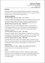 Best App For Resume by App For Resumeresume Builder App Resume Templates And Resume