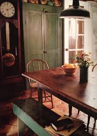 Primitive Kitchen Decorating Ideas 260 Best Primitive Farmhouse Tables Images On Pinterest Kitchen
