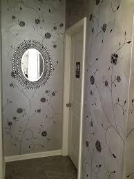 faux wallpaper with sharpie marker kelly gene