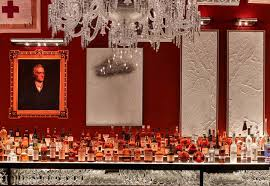 luxury cocktail bar nyc baccarat hotel