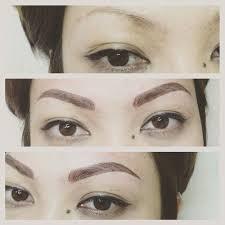 New Eyebrow Tattoo Technique Permanent Make Up Pretty Looks