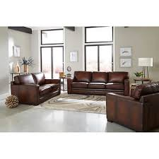 Sofa And Loveseat Leather Leather Sofas U0026 Sectionals Costco