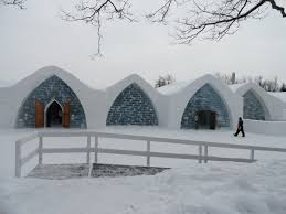 Hotel De Glace Canada Quebec U0027s Ice Hotel Is Open For The Season Travel Babel