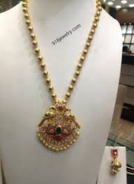 gold haram sets december 2015 916 jewellery haram necklaces