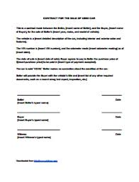 sales contract template free download create edit fill and print