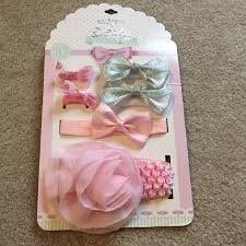baby hair accessories enchante nwt enchante baby hair accessories from tara s closet