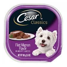 cuisine filet mignon cesar select canine cuisine filet mignon