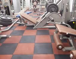gymnasium flooring ecoflex
