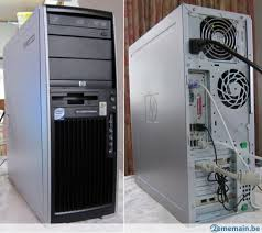 pc bureau reconditionné pc bureau reconditionné à neuf hp dc7700 a vendre 2ememain be