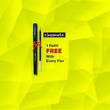 classmate octane gel pen classmate on never let your writing stop buy a