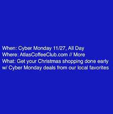 we u0027re all over this cyber monday when where what