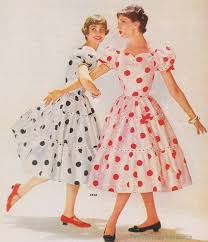 171 best be spotted in vintage images on pinterest polka dots