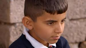 hairstyles for 8 year old boy 8 year old boy says he lived with american family in isis
