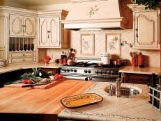 Ceramic Tile Kitchen Countertops by The Pros And Cons Of Ceramic Tile Hgtv