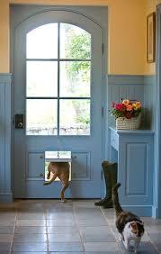 Patio Doors With Built In Pet Door 27 Best Dogs Decor Images On Pinterest Pet Door Dog Stuff And Dog