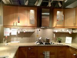 cabinets u0026 drawer white mosaic tile backsplash shaker style