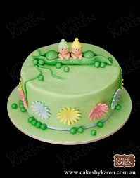 two peas in a pod by cakes by karen would make a great baby