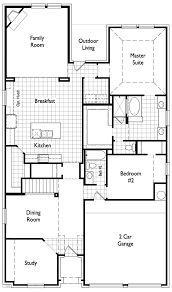 plan 557 h by highland homes long meadow farms