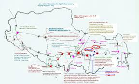 Map Of Nepal And China by Tibet Travel Map China Trekking Guide Route Map Photo