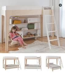 Bunking Down Little Gatherer - Oeuf bunk bed
