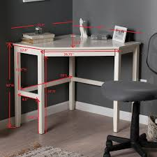 Mainstays Writing Table Corner Laptop Writing Desk With Optional Hutch Cherry Hayneedle