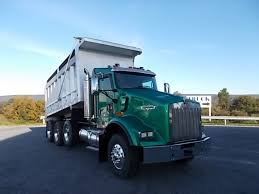 kenworth tandem dump truck kenworth dump trucks for sale