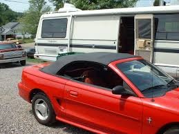 1995 mustang convertible top convertible top replacement