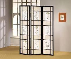 sliding door room dividers room dividers with storage full size of living black white glass
