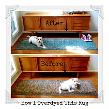Dying A Rug How To Overdye A Rug Fabric U0026 Polyester Dye