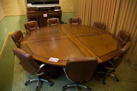 Antique Conference Table Absolute Auction Roebuck Auctions
