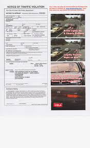 traffic light camera ticket red light traffic camera ticket anthony cerreta