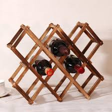 Kitchen Wine Cabinet by Online Get Cheap Wine Wooden Rack Aliexpress Com Alibaba Group
