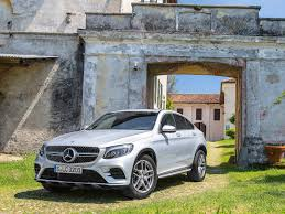 of mercedes mercedes glc coupe 2017 pictures information specs