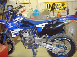 who has the nicest yz wr 250f on thumpertalk page 92 wr yz