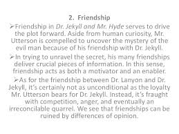 main themes dr jekyll and mr hyde strange case of dr jekyll mr hyde