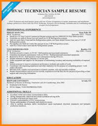 resume objective exles hvac 100 images essay on foster care