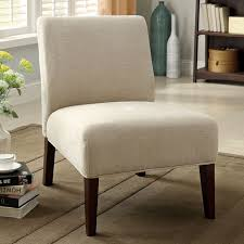 Ivory Accent Chair Endearing Ivory Accent Chair With Ivory Living Room Chair