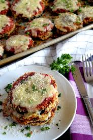 My Recipe Journey Main Dishes Recipes To Cook Pinterest Sheet Pan Eggplant Parmesan Lord Byron U0027s Kitchen