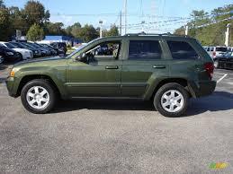 jeep cherokee green 2017 jeep green metallic 2008 jeep grand cherokee laredo 4x4 exterior