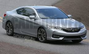 exclusive 2016 honda accord coupe spy photos u2013 news u2013 car and driver