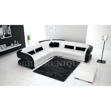 canap design pas chere canape noir et blanc design canape cuir design prestige blanc noir