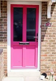 Exterior Door Companies New Adorn Range Composite Door In Cherry By Team Frames Trade
