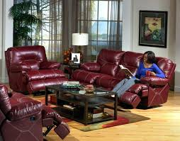 Leather Electric Recliner Sofa Red Leather Reclining Sofa Red Leather Sofa Recliner Montreal