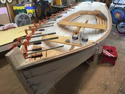 small boat restoration st jacques log 10 mar 17 gunwales and bow