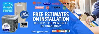 Air Conditioning Installation Estimate by Ac Installation Ac Repair