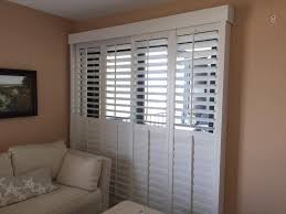 Bypass Shutters For Patio Doors 48 Shutters For Patio Doors Images Patio Design Central
