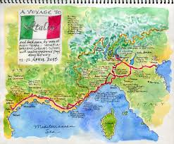 Ferrara Italy Map by Map Each Day Is A Celebration