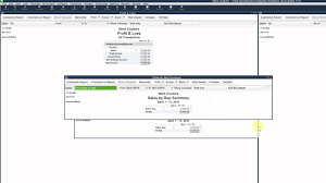Accrual Spreadsheet Template Tracking Income And Expenses By Sales Rep In Quickbooks Youtube