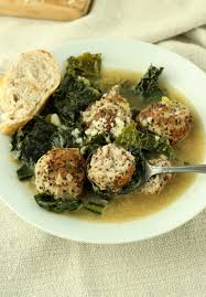 turkey meatball and kale soup american heritage cooking